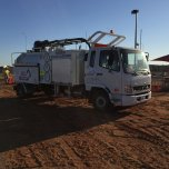SMART DIG HYDRO EXCAVATION TRUCK (NDD) 4000L
