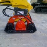 SUMITOMO WITH COMPACTOR PLATE